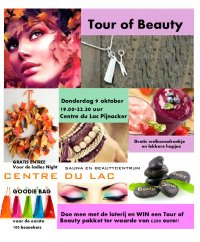 Tour of Beauty: 9 oktober